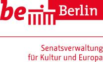 Senatsverwaltung für Kultur und Europa - Logo